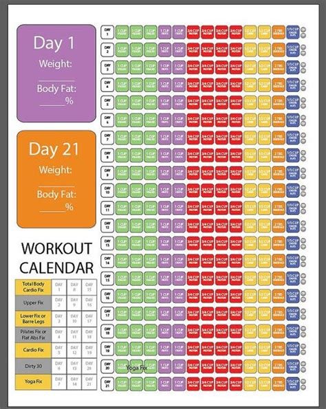 protein 21 day fix 1200 1499 21 day fix check sheet for the protein and 21