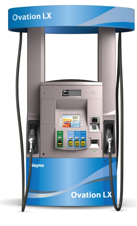 wayne ovation lx fuel dispenser the southern company