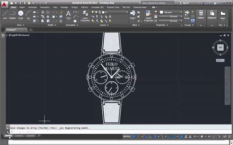 M Drawing In Autocad by Drawing A Better In Autocad 2015 Pt 8