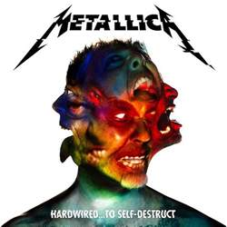 metallica announce new album release hardwired video