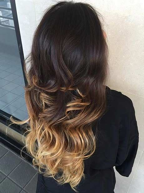 blonde on top snf brown in the bottom hair pictures 21 stunning summer hair color ideas page 2 of 2 stayglam