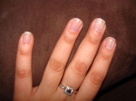 Clear Nail by 260 Days No Repeats Weekly Manicure Ombre