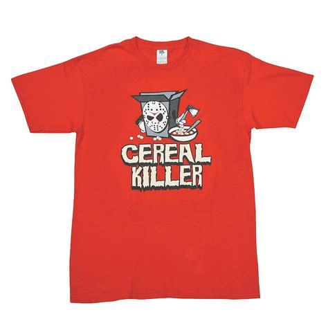 T Shirt Friday Killer 00 cereal killer t shirt trading