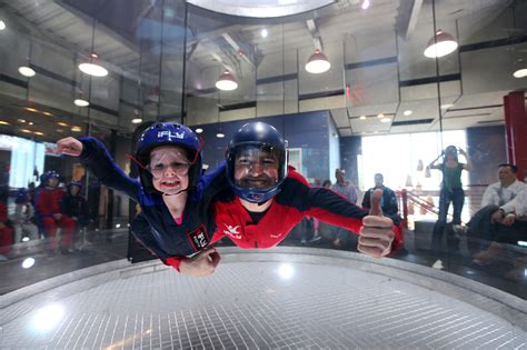 skydive   safety   wind tunnel  ifly chicago tribune