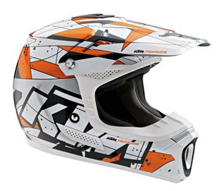 Helm Cross Ktm Offroad Wear 2010 Motorrad News