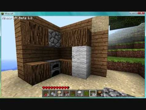 furniture  minecraft youtube