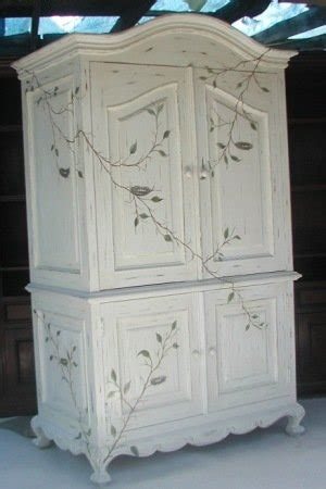hand painted armoire ideas renaissance architectural renaissance hand painted