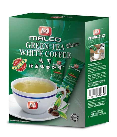 Coffee Green Tea malco 3 in 1 green tea white coffee white coffee