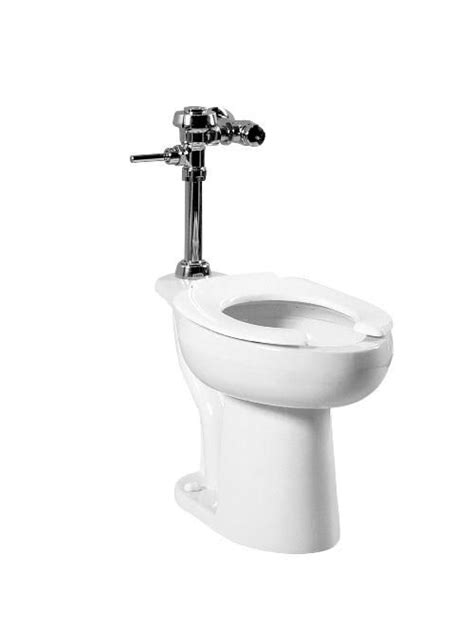 vitra commercial floor mounted elongated toilet bowl only