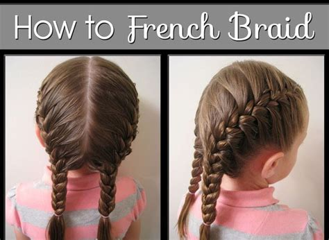 how to braid short hair step by step french hair steps and braid hair on pinterest