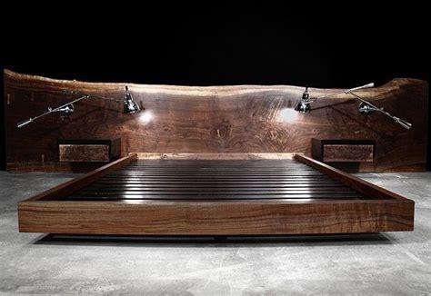 Bett Mit Integriertem Nachttisch by Doppelbett Standard Originelles Design Mit