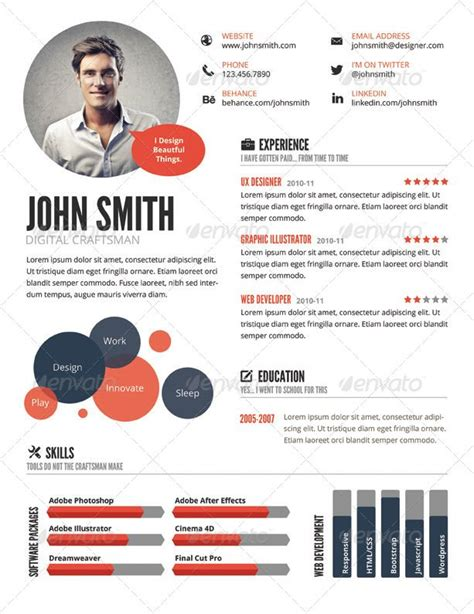 Infographic Resume Template Docx Free 25 Best Ideas About Infographic Resume On Cv Infographic It Cv And Curriculum Design