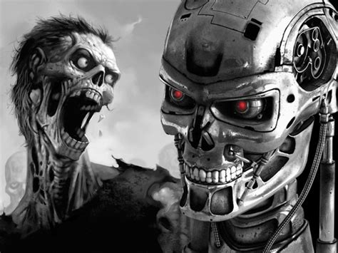 film zombie robot robots zombies an introduction magnificent vista