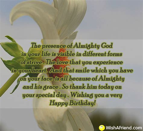 Religious Birthday Quotes For Religious Birthday Quotes