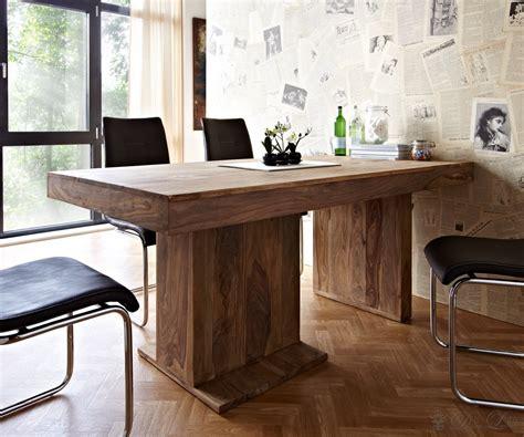 Wohnzimmer Design Bilder 2992 by Wohnling Esstisch Massivholz Sheesham 160 240cm