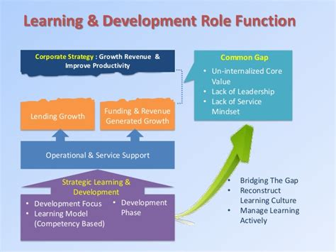 Learning Development Strategy In Banking Industry Learning And Development Strategy Template