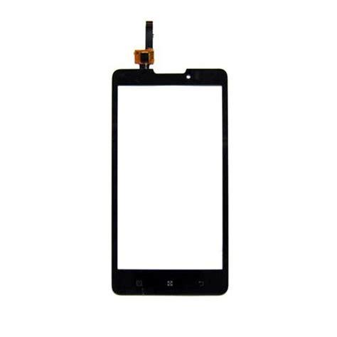 Touchscreen Lenovo A690 Black Ic touch screen digitizer for lenovo p780 black by maxbhi