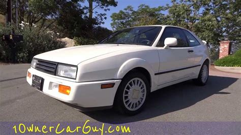 volkswagen corrado supercharged vw corrado g60 supercharged volkswagen tuner car manual