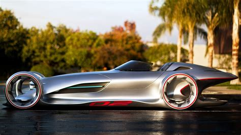 mercedes benz silver arrow concept wallpapers hd images wsupercars