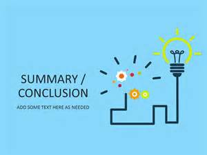 Conclusion Template by Title Slide Templates For Powerpoint And Keynote