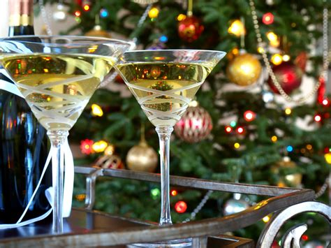 christmas cocktails how to christmas cocktails canapes