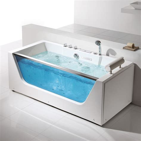 bathtub jacuzzi portable tub with jets hayward spa jets with tub with jets
