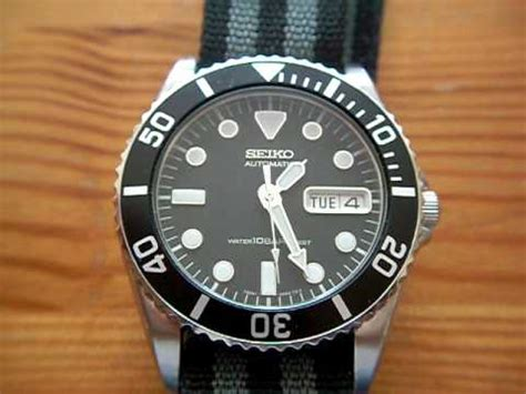 seiko skx youtube