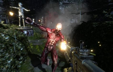 killing floor 2 spreads the gore to xbox one august 29th plenty dreadful