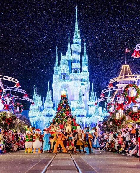 walt disney world walt disney world christmas report part 1 disney