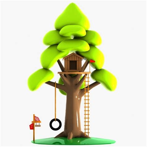 tree house 3ds