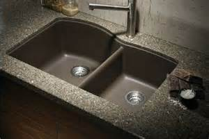 Composite Granite Sink Cleaner how to clean granite sinks ehow