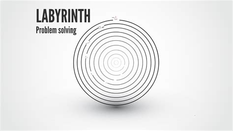 labyrinth template labyrinth prezi template prezibase