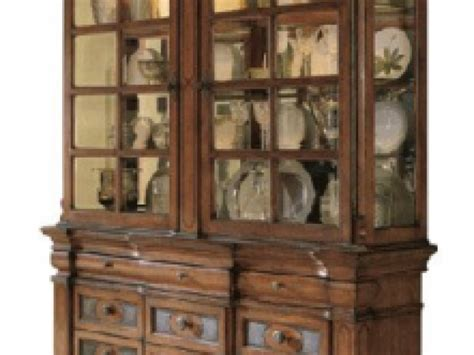 Used Dining Room China Cabinet Hutch Dining Set And Buffet China Cabinet For