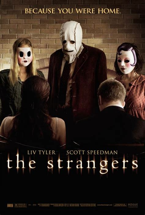 orphan film based on true story the strangers true story