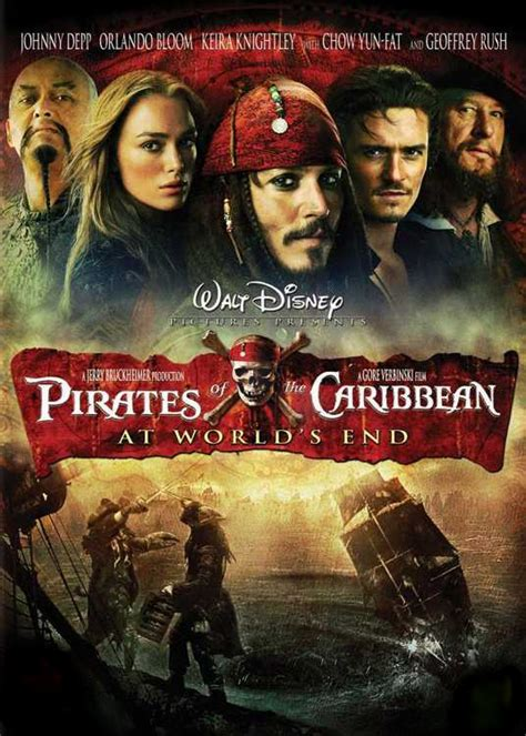 At Worlds End by Of The Caribbean At World S End Potc Wiki