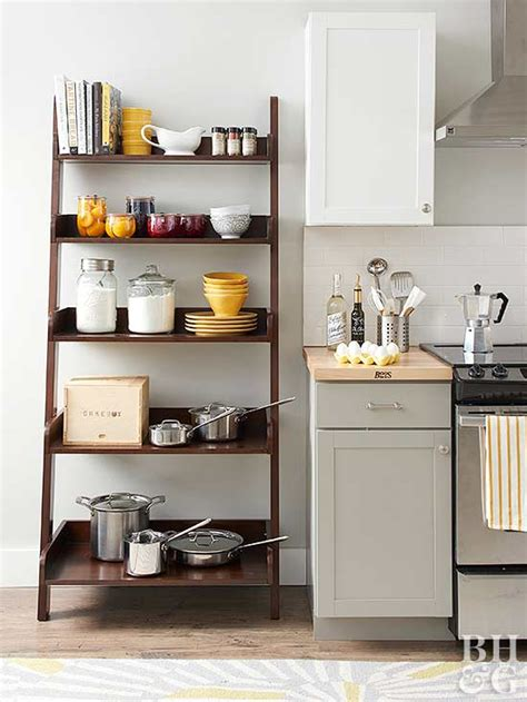 kitchen shelf ideas affordable kitchen storage ideas