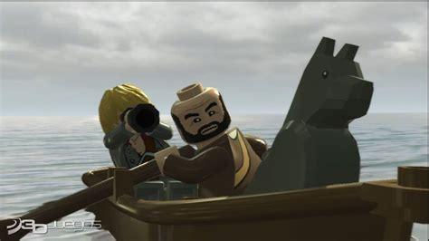 tutorial lego piratas do caribe lego piratas del caribe para ps3 3djuegos