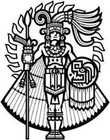 aztec symbols clipart best