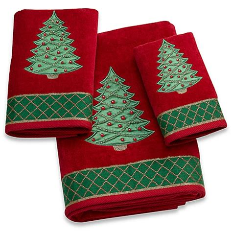 Christmas Tree Shop Bed Bath And Beyond Gift Card - christmas tree bath towel bed bath beyond