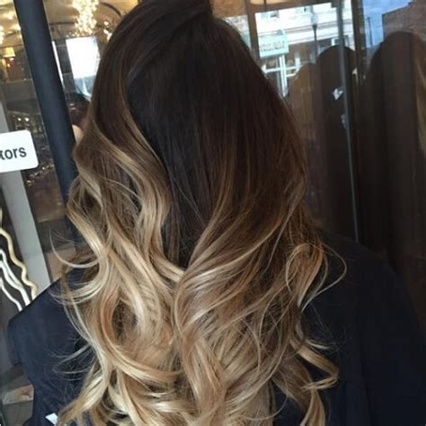 ombre bunette blonde brunette on bottom 50 beautiful ombre hair ideas for inspiration hair