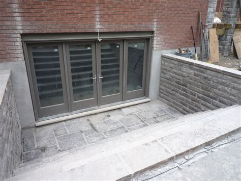 install basement door rooms