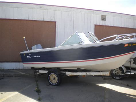 older used boat values 1972 crestliner boats apollo for sale in algona ia