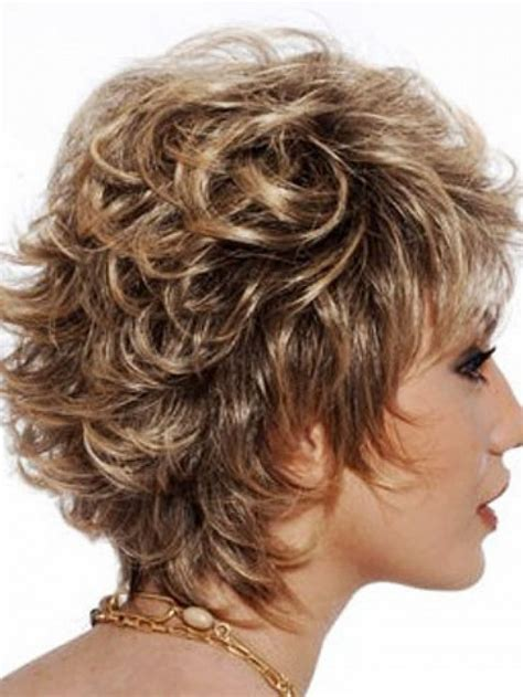 short shaggy hairstyles for wavy hair short hairstyles for curly hair for modern women cute