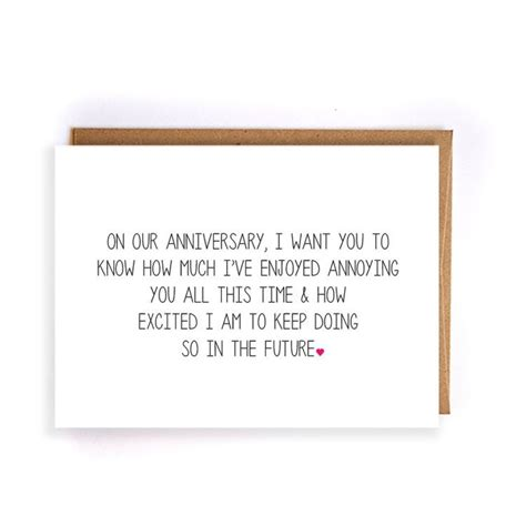 10th Wedding Anniversary Card Husband by Printable Anniversary Cards For Husband 40th Anniversary