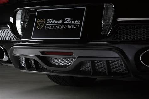 bentley continental flying spur black wald bentley continental flying spur black bison edition