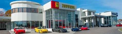 ferrari dealership ferrari dealership salno dermon