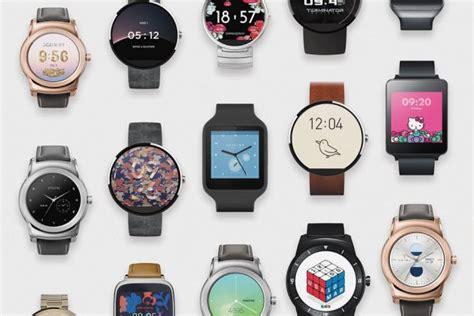 Jam Tangan Pintar Michael Kors daftar jam pintar android wear yang dapat jatah update