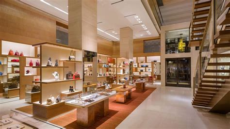 Ordinary Rustic Farmhouse Living Room Furniture #7: Louis-vuitton--StFi_Louis_Vuitton_5th_ave_Store_02.jpg