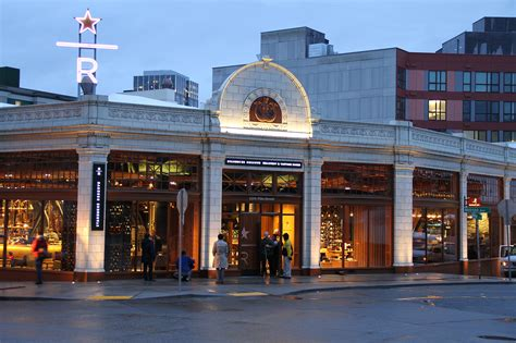 Seattle DJC.com local business news and data   Construction   Starbucks Roastery and Tasting Room