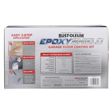 rust oleum epoxyshield  gal tan  part high gloss epoxy
